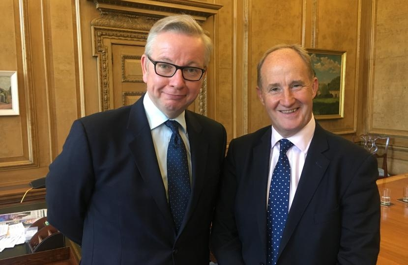 Gove and Kevin